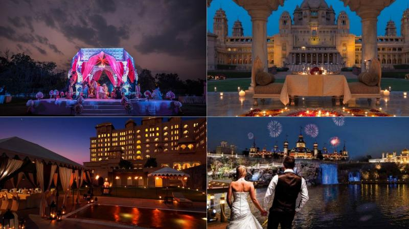 Discover some of the most popular wedding destinations that are sure to create romantic memories of a lifetime.