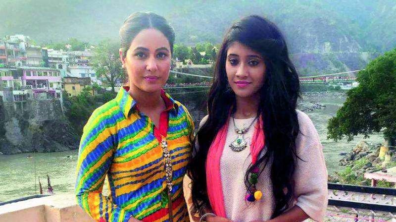 I Am Sure The Fans Will Love This Track Hina Khan