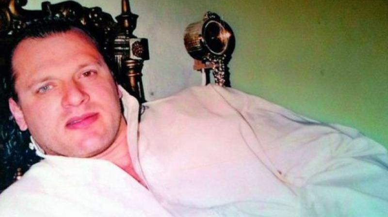 The reports said David Headley suffered serious injuries and was rushed to North Evanston hospital, where he was admitted to the critical care unit. (Photo: File | AFP)