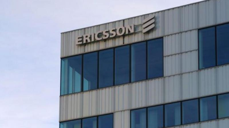 Ericsson increased its market share of the mobile networks market in the second quarter.