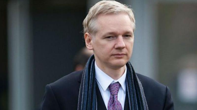 Court hearings are currently being held to decide whether to extradite him to Sweden or the United States.  (Photo: AP)