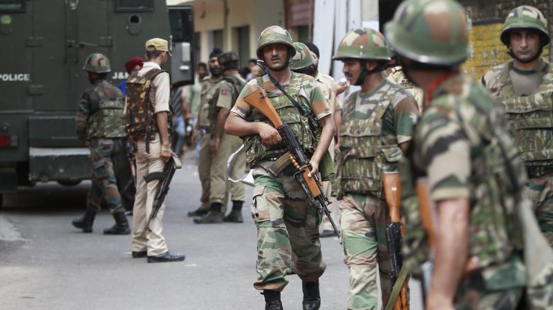 63 civilians have been killed so far in the ongoing unrest in the Valley (Photo: AP)