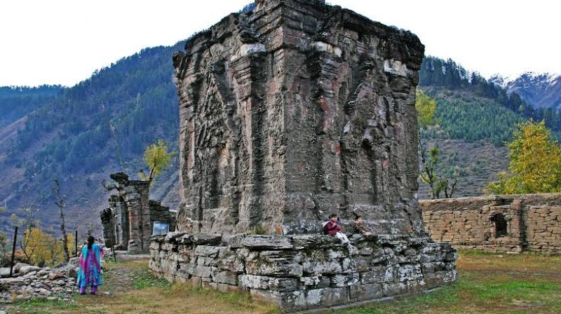 To visit Sharda near Muzaffarabad to pay obeisance at one of their most revered religious places and important, ancient seats of learning has been a cherished dream of many Kashmiri Pandits. (Photo: DC)
