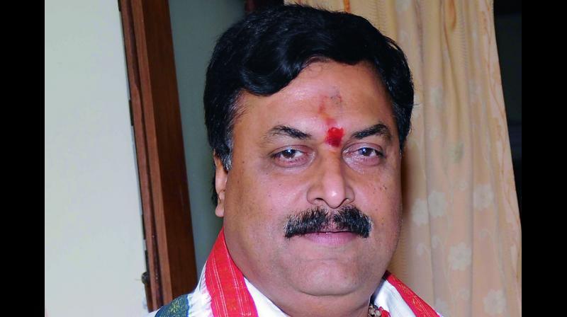 Ponguleti Sudhakar Reddy