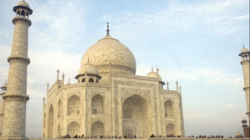 SC asks Sunni Waqf Board to provide ownership documents of Taj Mahal