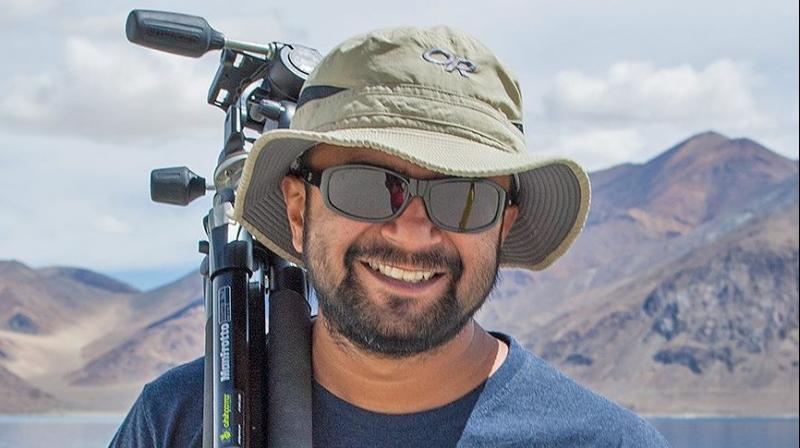 Ashish Parmar, who is based in Bengaluru, is a wildlife photographer.