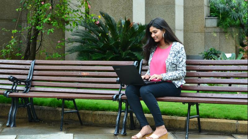 The concept of live online learning is especially popular with women who take family-related career breaks.