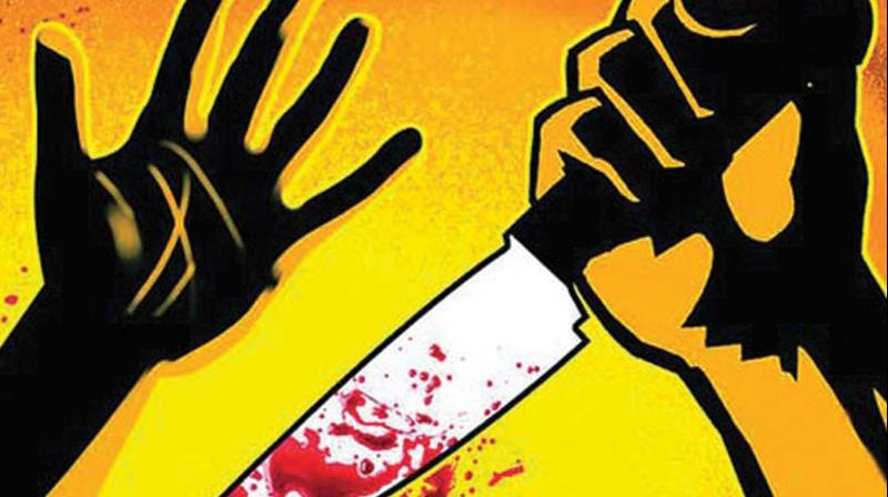 Krishnan, who had a knife tucked under his singlet, barged inside the lift when he saw her and then slashed her throat in front of her nine-year-old daughter from a previous marriage and her maid. (Photo: Representational Image)