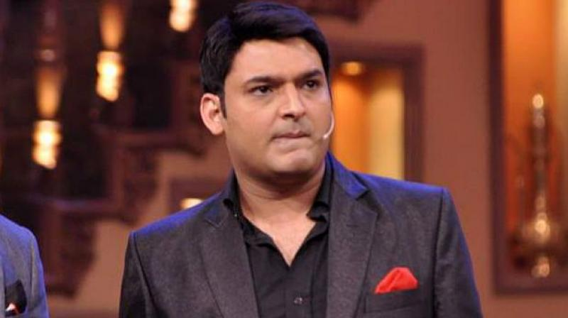 Kapil Sharma alleged that he had been asked to pay a bribe of Rs 5 lakh by an official of the civic body BMC.