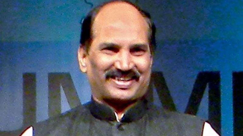 N Uttam Kumar Reddy, Telangana Congress chief