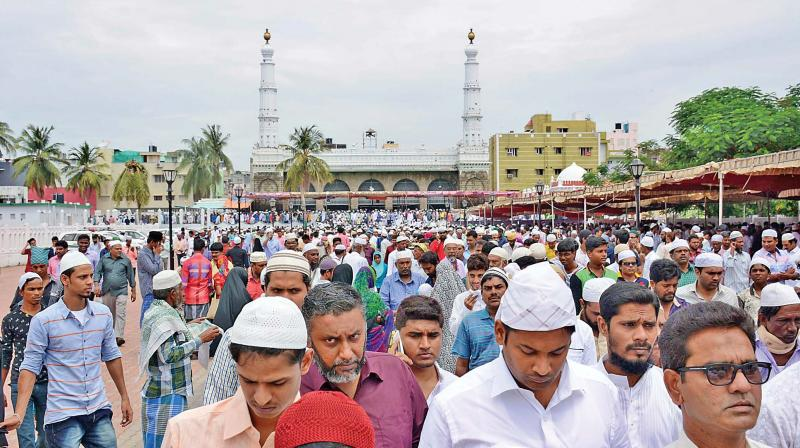 Telangana does not have a BC Commission to approve 12 per cent quota for Muslims under the BC-E quota as it is yet to be constituted. (Photo: DC)