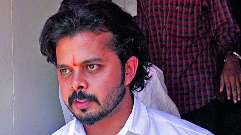 Sreesanth Gallery: Sreesanth Moves Kerala High Court For Lifting BCCI Ban
