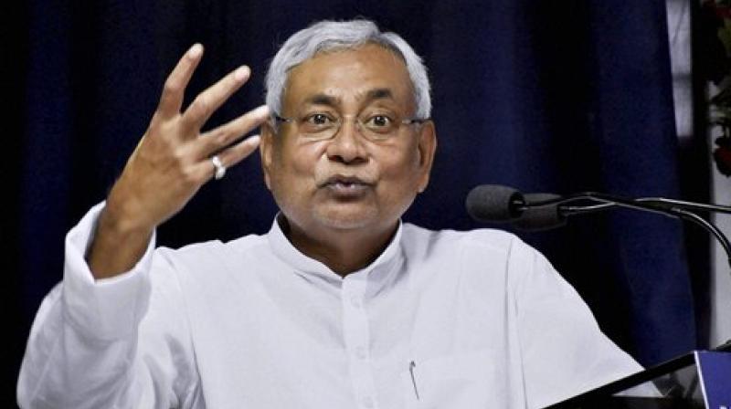 Bihar Chief Minister Nitish Kumar. (Photo: PTI)
