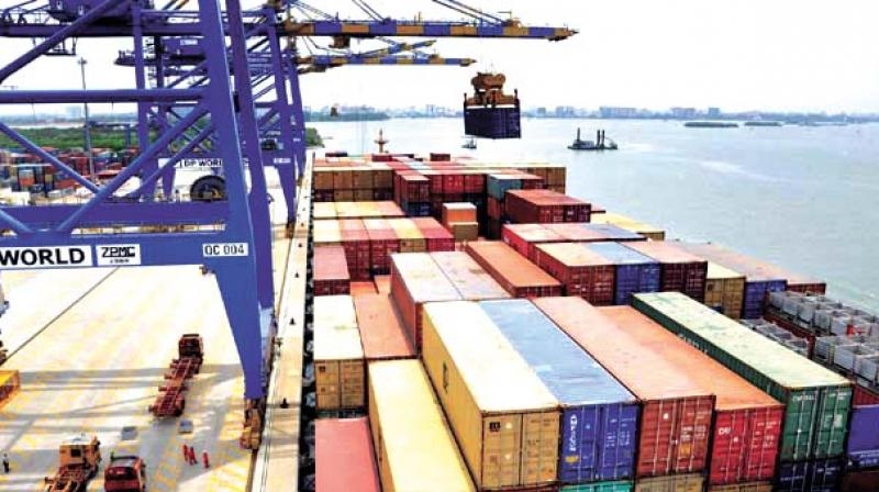 India had been pushing Sri Lanka for the award of an estimated $1 billion contract for a second foreign-operated container terminal in Colombo.