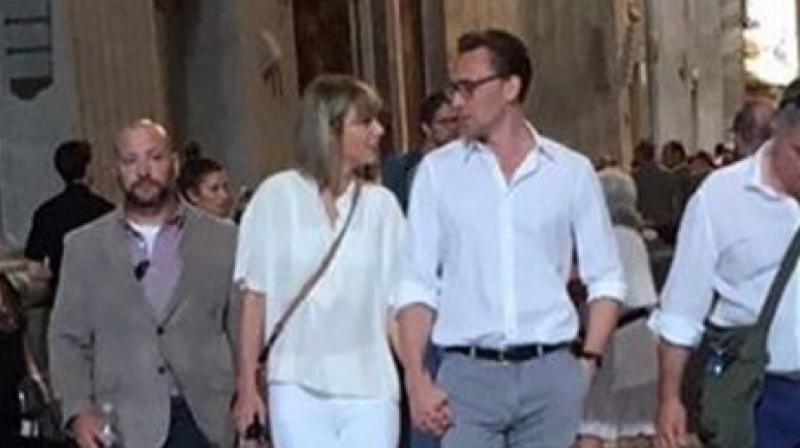 Tom Hiddleston And Taylor Swift Make It Official