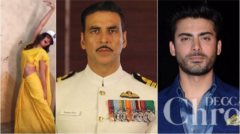 Ever since the countdown has begun for the release of 'Rustom', several celebrities have come forward to promote the movie.