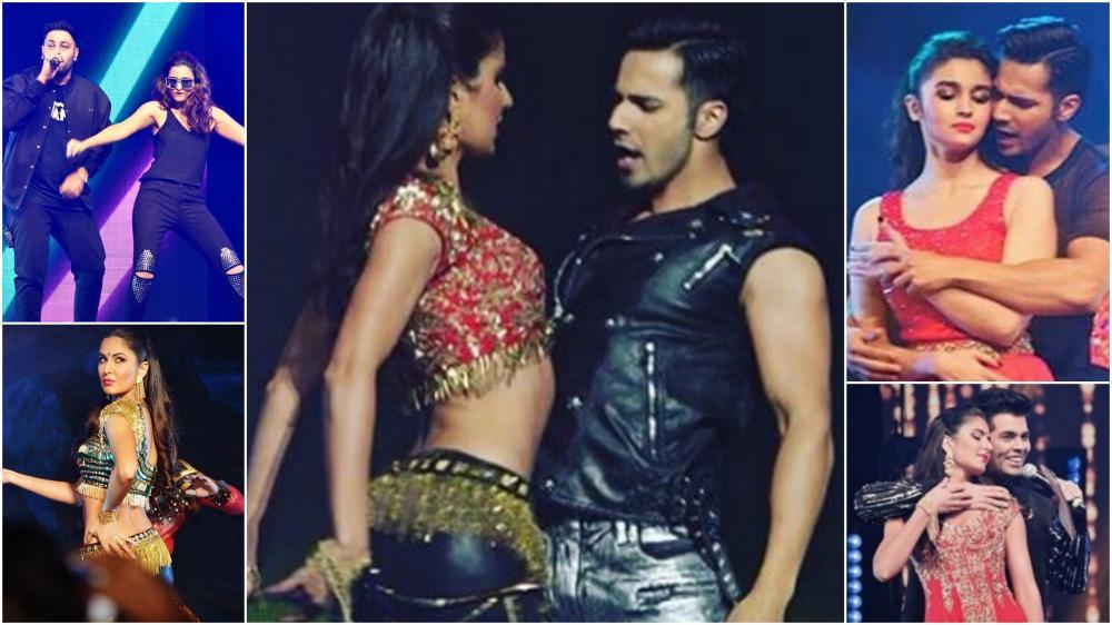 Dream Team Tour: Katrina, Alia, Varun, Sidharth and others ...