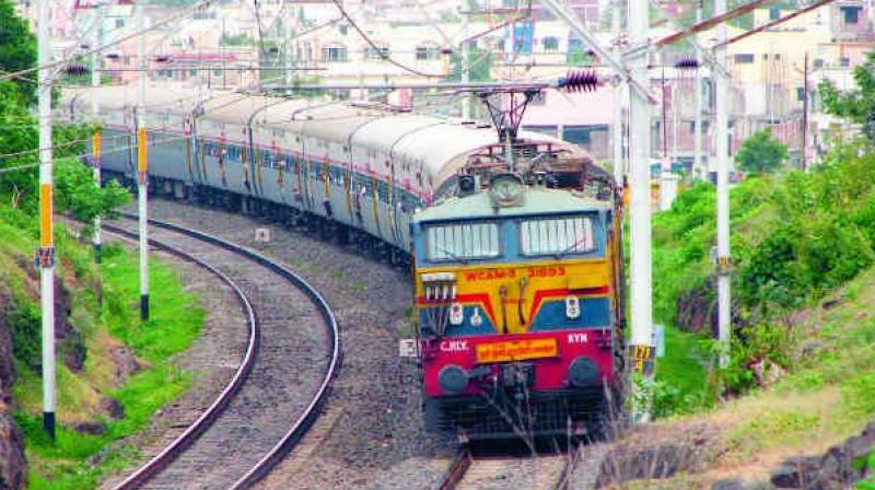 Railway job aspirants protest changes in Group-D recruitment criteria