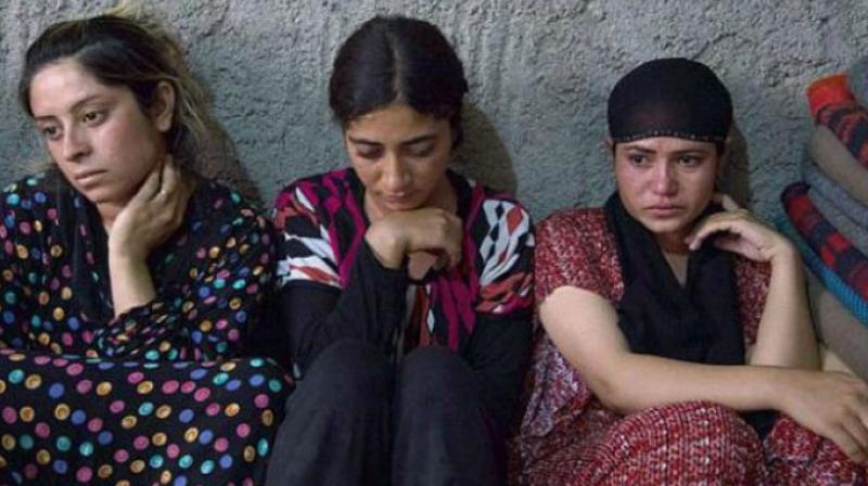 A number of Yazidi women who escaped from the clutches of ISIS described how the terror group used different methods to keep them away from pregnancy. (Representational image, Photo: AP)