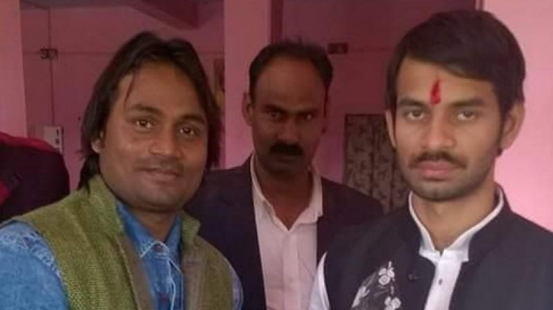 The Supreme Court on Friday will examine a plea against Tej Pratap Yadav, whose photograph was published in media with an alleged sharp shooter close to Mohammad Shahabuddin. (Photo: PTI)