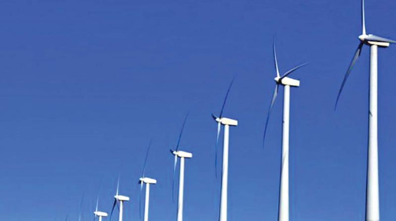 The NIWE, the premier wind power research institute in the country, has been studying the wind velocity in Dhanushkodi in Tamil Nadu and Gujarat.