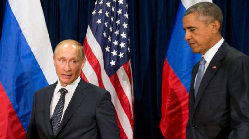 Foreign Pulse In Syria A Putin Obama Tango