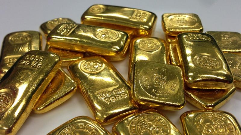 The gold bars were promptly seized and the passenger was arrested. (Representational Image)