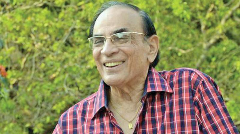 Lawyer-turned-actor AR Srinivasan