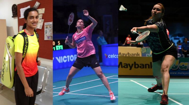 Seven Indian shuttlers set to qualify for Rio Olympics 2a908e8509