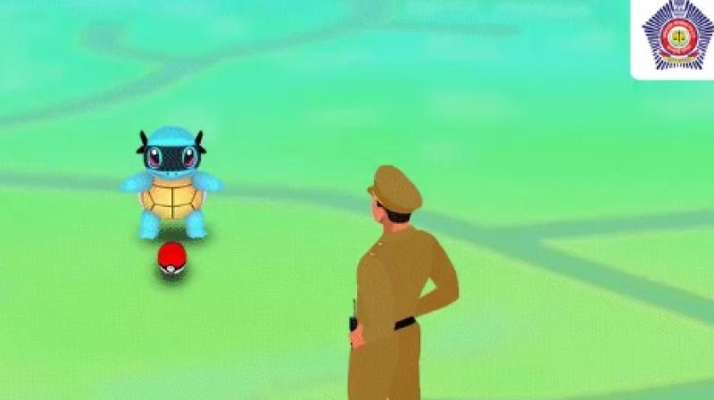 Mumbai Police caution gamers playing 'Pokemon Go' on city roads