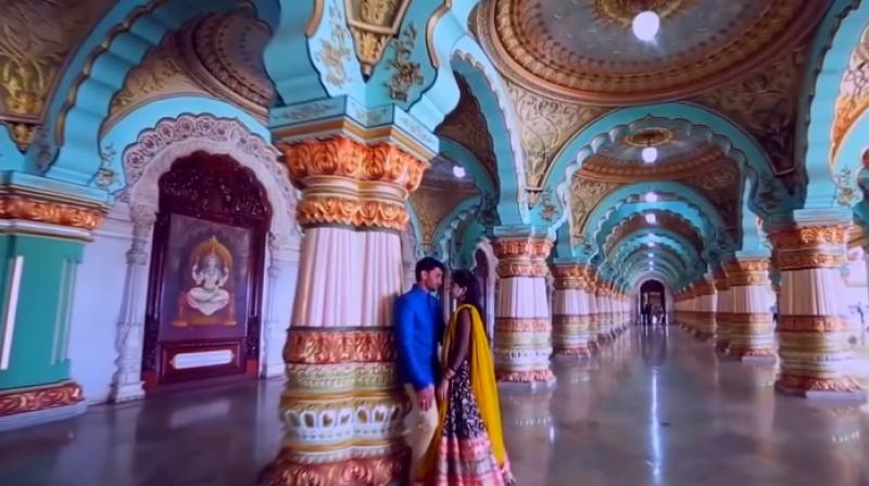 Watch The Pre Wedding Shoot At Mysore Palace That Got Everyone Talking