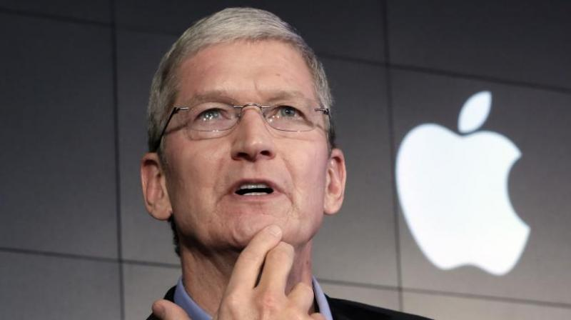 Apple CEO Tim Cook (Photo: AP)