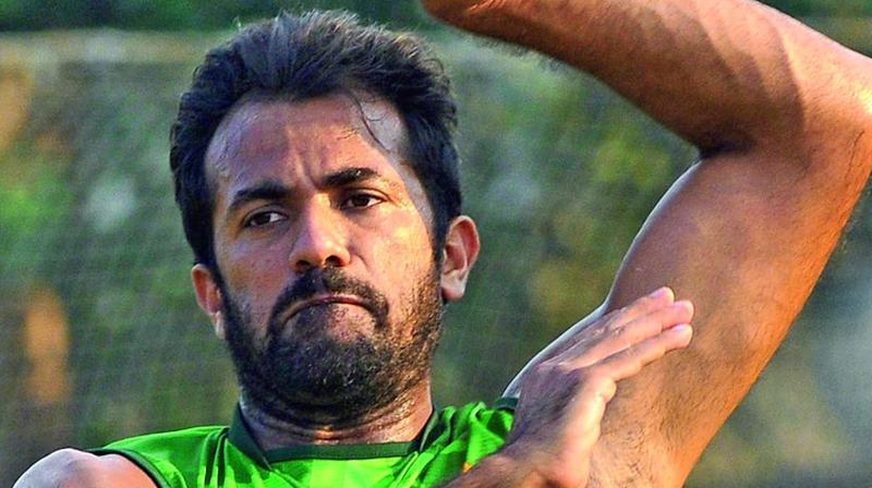 After Riaz's inclusion, Junaid Khan did not find a spot in the final squad even after being named in the preliminary 15-member team. (Photo: File)
