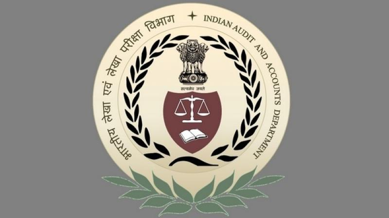 Comptroller and Auditor General of India Logo