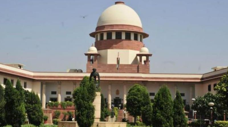 Supreme court (Photo: PTI)