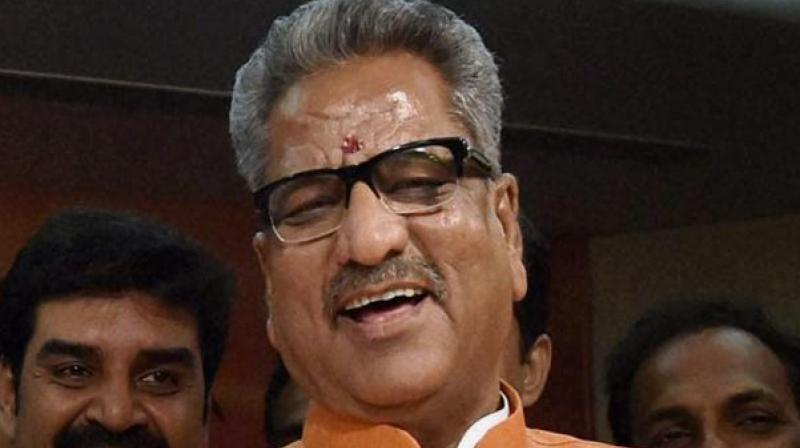 BJP national Vice President and incharge of party affairs in the state, Om Mathur (Photo: PTI)