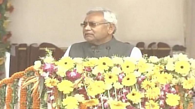 Nitish Kumar recognises role of judiciary in establishing
