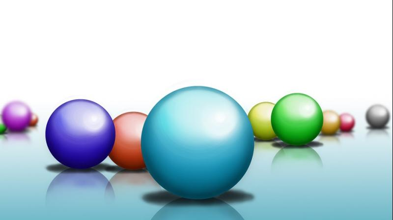 Paint balls are small capsules filled with liquid color.