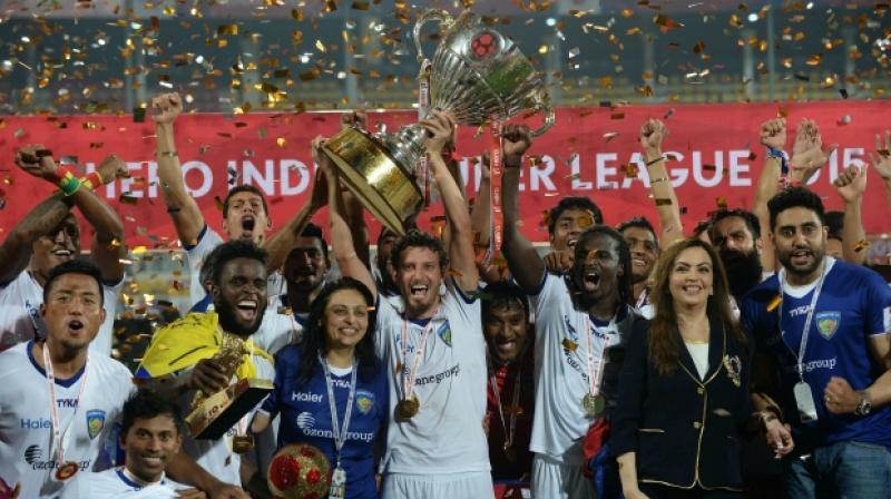efec82ab6 The third Indian Super League season kicks off on Saturday. (Photo  AFP)
