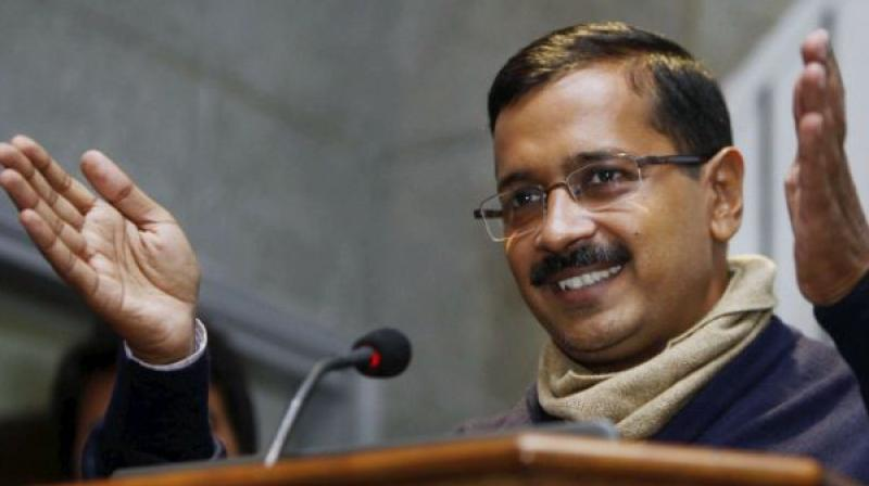 Delhi CM Arvind Kejriwal. (Photo: PTI/File)