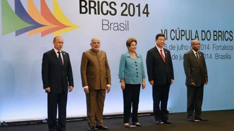 India assumed chairmanship of Brics from Russia on February 15 and it will last till December 31.