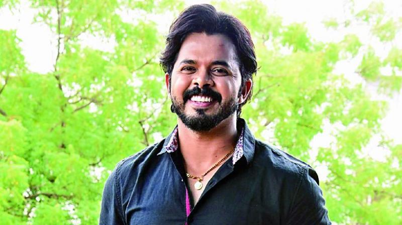 'Would love to play for Kerala Ranji team': S Sreesanth