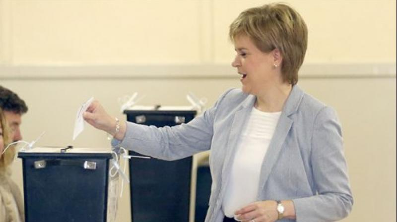 Scotland, which has a semi-autonomous status within Britain, voted by 55 percent in favour of staying in the United Kingdom in an independence vote in 2014. (Photo: AP)