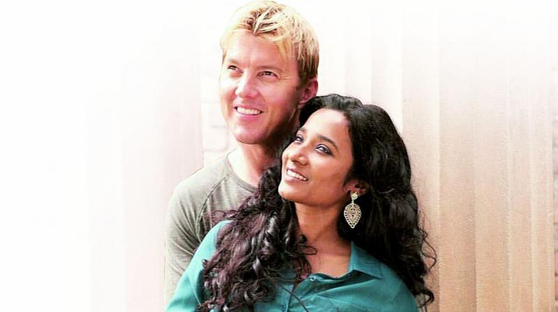 A still from the movie UNindian