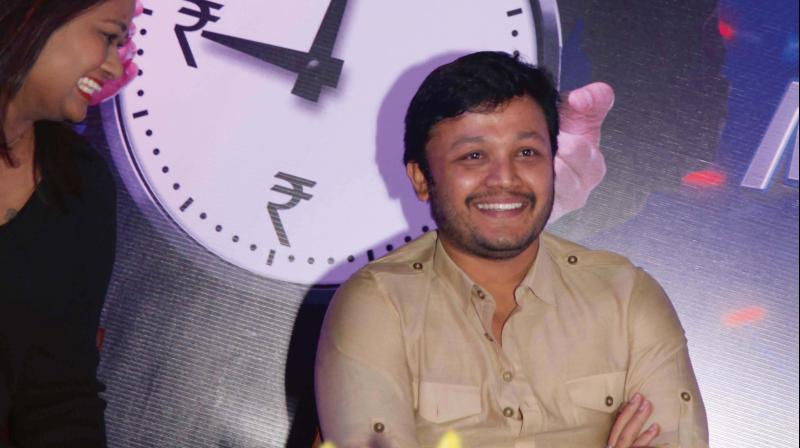 Ganesh is back with his second season of Super Minute, the Kannada version of an International TV game show.