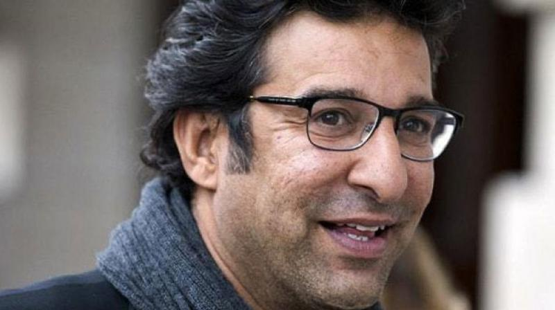 PCB official threatens to expose Wasim Akram
