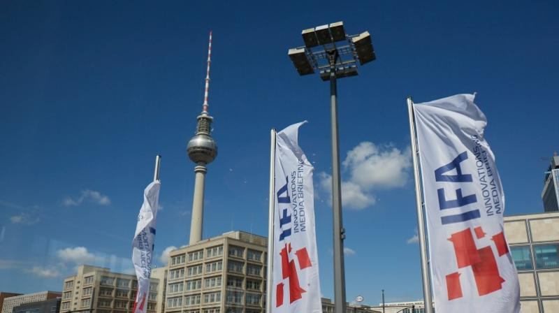 IFA 2016 will take place in the first week of September