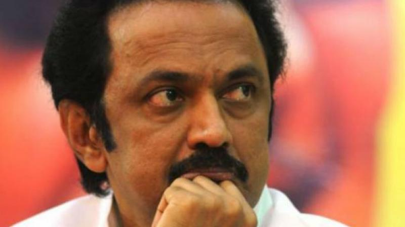 Asked if the Dravida Munnetra Kazhagam (DMK) would be a part of the next Union cabinet formed by 'whichever party', Stalin had said, 'I can respond to this only after the conclusion of counting on May 23.' (Photo: File)