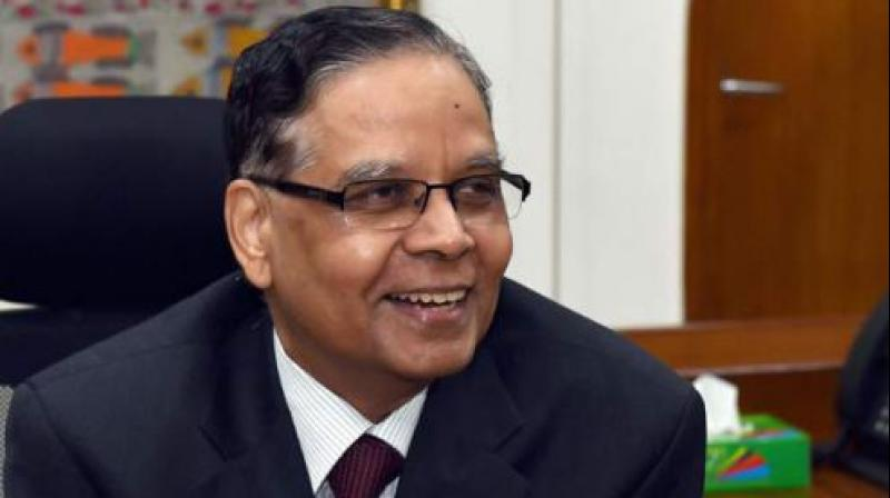 Vice-Chairman of NITI Aayog Arvind Panagariya. (Photo: PTI)