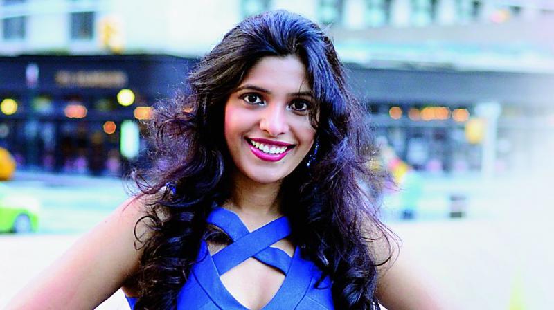 Actress Pragathi Yadhati